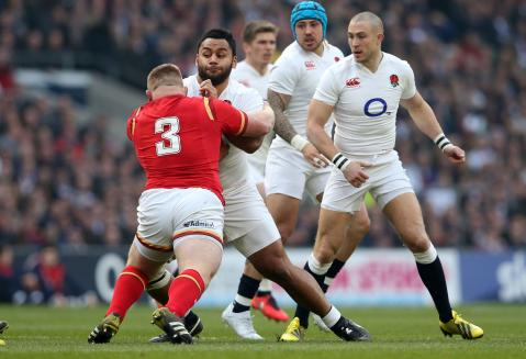 First Half Highlights - England 16-0 Wales | RBS 6 Nations