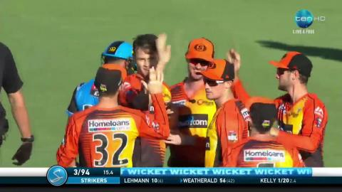 Perth Scorchers v Adelaide Strikers, BBL|07