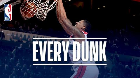 Russell Westbrook, Bradley Beal and Every Dunk From Tuesday Night | December 6, 2017