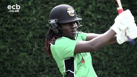 West Indies and Western Storm's Stafanie Taylor - Kia Super League