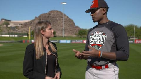 Dream Series players discuss Martin Luther King Jr.