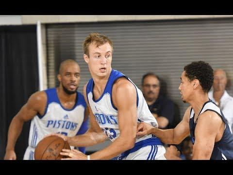 Full Highlights: Oklahoma City Thunder vs. Detroit Pistons from Orlando Summer League (92-91)