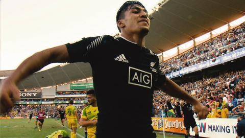 Awesome moments: Sevens Series So Far
