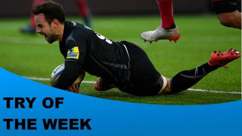 Citizen Try of the Week - Round 10 - Chudley, Wallace, Young, Dickson & Visser