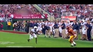 American Football S Hardest Hits NFL College Super Bowl 48
