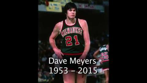 In Memoriam: Dave Meyers