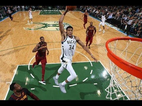 Best Dunks from Week 4 of the NBA Season (Paul George, Giannis, Ben Simmons and More!)