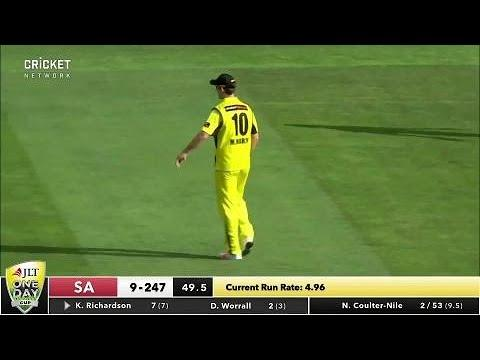 Final: Western Australia v South Australia - JLT Cup 2017