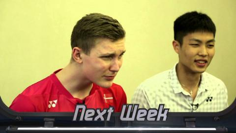 Badminton Unlimited | Next Week - Viktor Axelsen