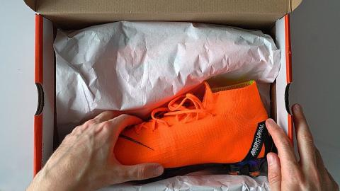 quality design ca12b 4794f Nike Mercurial Superfly VI Elite - Unboxing