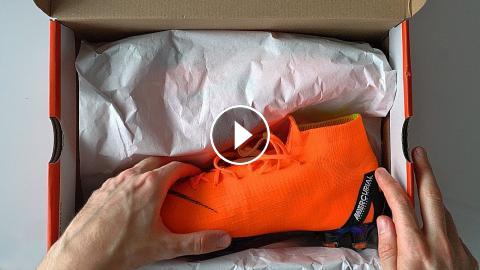 e012a592ea9 Nike Mercurial Superfly VI Elite - Unboxing