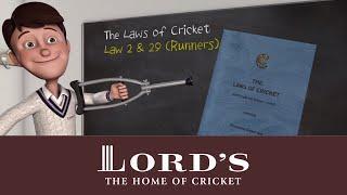 The Laws Of Cricket | Runners | Urdu Version