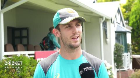 I feel like the ball's coming out well: Marsh