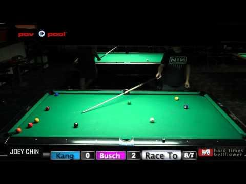 9-BALL | HOT SEAT • #7 •  Daniel BUSCH vs Johnny KANG