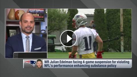Breaking down Julian Edelman's suspension and his Instagram