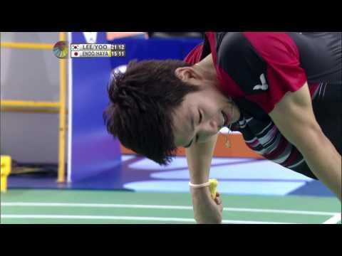 Play Of The Day | Badminton QF – Victor Korea Open 2015