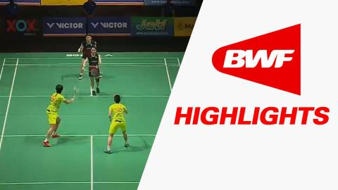 Victor Far East Malaysia Masters 2016 | Badminton F – Highlights