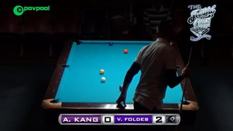 #9 • Amar KANG vs Vilmos FOLDES • 48th Terry Stonier 9-Ball
