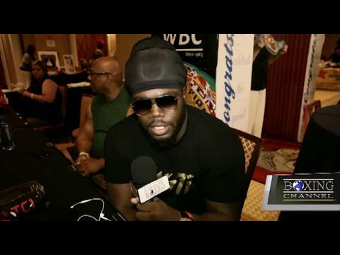 Catching Up With Bermane Stiverne