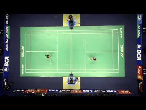 Play Of The Day | Badminton Quarterfinals - BCA Indonesia Open 2015