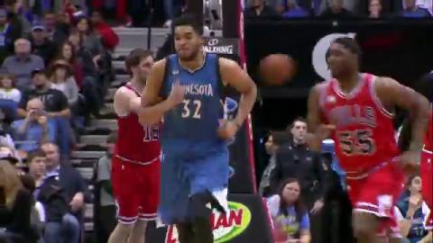 Rising Stars Challange Participant: Karl-Anthony Towns