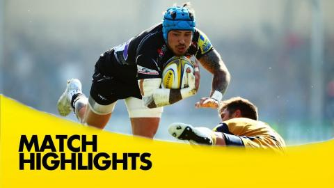 Exeter Chiefs v Bristol Rugby - Aviva Premiership Rugby 2016-17