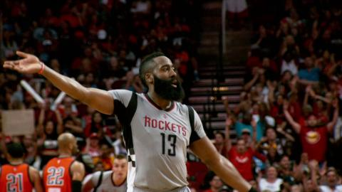 Best of Phantom: Oklahoma City Thunder vs. Houston Rockets | March 26, 2017