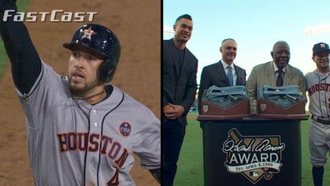 MLB.com FastCast: Astros even World Series - 10/25/17