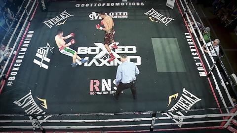 BAD: Corrales vs. Machado Tripleheader (HBO Boxing)