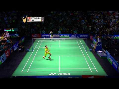 Play Of The Day | Badminton Finals - Yonex US Open C'ship 2015