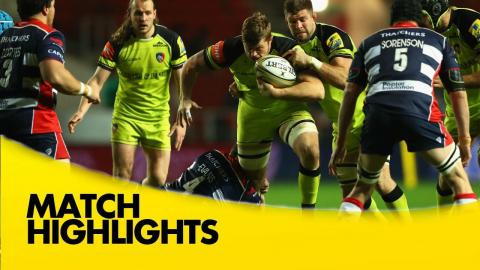 Bristol Rugby v Leicester Tigers  - Aviva Premiership Rugby 2016-17
