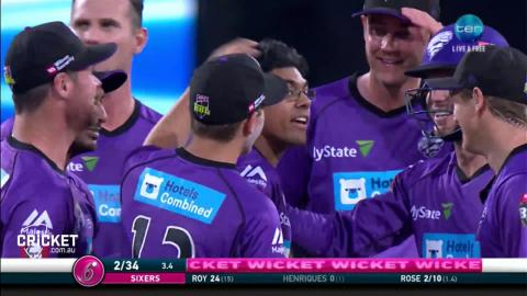 Clive rose to occasion with classic catch