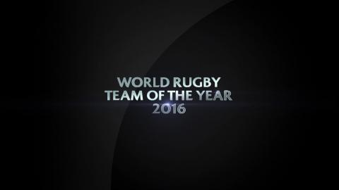 Team of the Year | World Rugby Award Nominees 2016