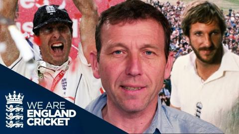 Michael Atherton's Top 3 Ashes Moments Of All Time
