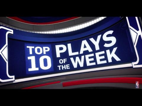 Top 10 Plays of the Week: 12.18.16 to 12.24.16