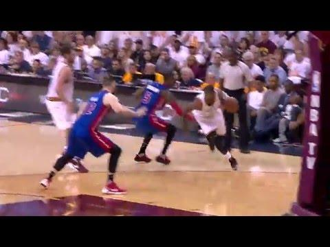 Kyrie Irving Nasty Crossover and Lay-in