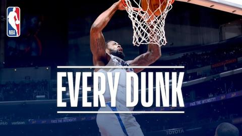 Paul George, Willie Reed, and Every Dunk From Wednesday Night | December 20, 2017