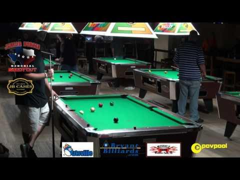 #4 - J. MELTON vs Reed - Norris 8-Ball • 2017