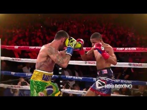 Felix Verdejo vs. Willian Silva: HBO World Championship Boxing Highlights