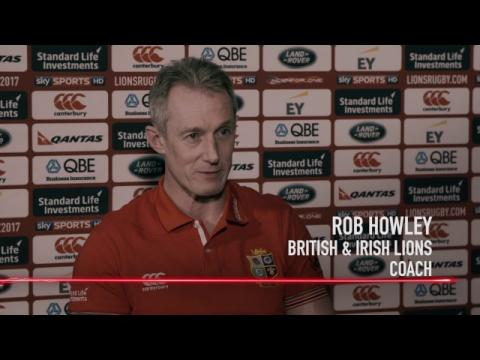 Irish Rugby TV: British & Irish Lions Coaching Team Announcement