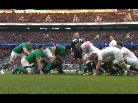 TOP 3 Players England vs Ireland rugby Six Nations 27 Feb 2016