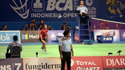 Badminton Unlimited | BCA Indonesia Open 2017 Tournament Story