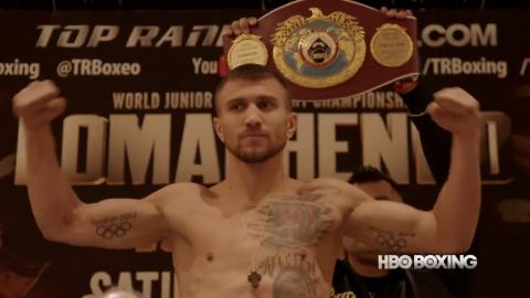 HBO Boxing News: Lomachenko vs. Sosa Weigh-In Recap (HBO Boxing)