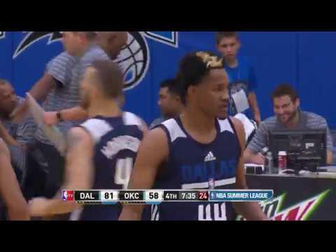 Full Highlights: Dallas Mavericks vs Oklahoma City Thunder from Orlando Summer League (96-75)