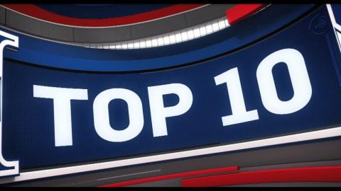 Top 10 Plays of the Night: December 13, 2017