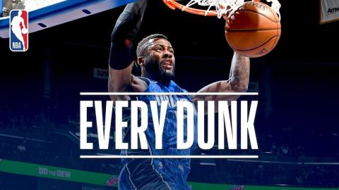 Jayson Tatum, Jerami Grant, and Every Dunk From Monday Night | November 20, 2017