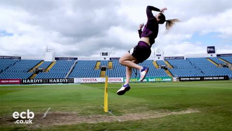Ellyse Perry - Kia Super League, Australia and Loughborough Lightning