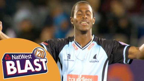 High Stakes Encounter With Quarter-Final Places On The Line - Sussex v Essex NatWest T20 Blast 2017