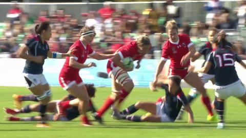 HIGHLIGHTS: Canada put a big win over Hong Kong at WRWC 2017