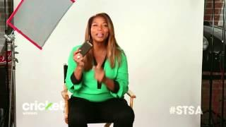 Queen Latifah BYOD & Join The Party | Cricket Wireless